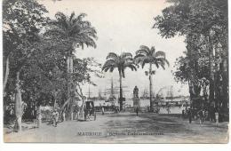 ILE MAURICE - Square Labourdonnais - Maurice
