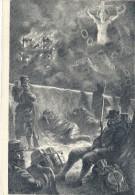 CARTE  A IDENTIFIER -   SOLDATS GUERRE 1914 ? - CPA DOS SIMPLE De 1915 - 271213 - - Cartes Postales