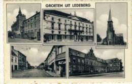 Ledeberg - Groeten Uit ... -5 Kleine Foto´s ( Verso Zien ) - Gent