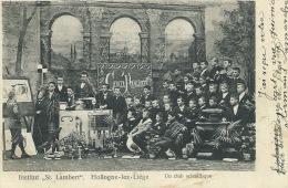 Hollogne-lez-Liége - Institut St. Lambert - Un Club Scientifique- Cercle Polyglote - 1904 ( Voir Verso ) - Grâce-Hollogne