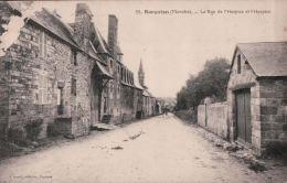 1470A   BARENTON  1911 - Barenton