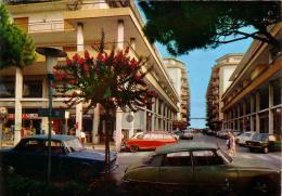 LIDO DI JESOLO-VENEZIA-LARGO TEMPINIAUTO-CAR-VOITURES-(citroen Ds 21-23 In Primissimo Piano) - Venezia