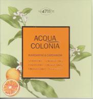 Perfume - Acqua Colonia - 4711 - Mandarine & Cardamom - Spray - Parfums - Stalen