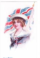 CPA ILLUSTRÉE- GUERRE - ANGLETERRE - - Guerre 1914-18