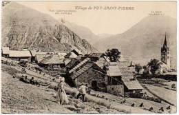 Village De Puy Saint Pierre (Janus / Chaberton) - France