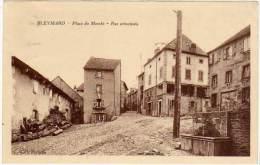 Bleymard - Place Du Marché - Rue Principale - France