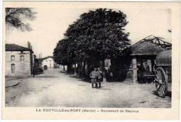 La Neuville Au Pont - Boulevard De Bézieux - France