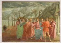Firenze , Chiesa Del Carmine , Masaccio , II Tributo , Particolare - Kirchen U. Kathedralen