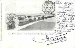 Nov13 614 : Hénin-Liétard  -  Cité Boisgelin  -  Fosse N°7 Mines De Dourges - France