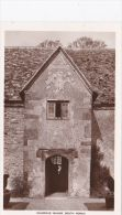 SULGRAVE MANOR  -SOUTH PORCH - Northamptonshire