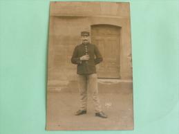 Militaire Photographié Par Alfred Hirrlinger Hofphotograph,STUTTGART, Gartenstrasse 9 - Stuttgart