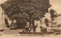 63 , TALLENDE , Place Des Forts , * 257 73 - Autres Communes
