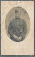 Doodsprent  Image  Mortuaire   WO1 SOLDAAT MILITAIR   E VERDONCK SERSKAMP 1918 Wetteren - Documents Historiques