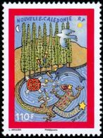 New Caledonia - 2008 - Christmas - Mint Stamp Set - New Caledonia
