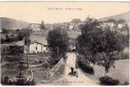 Joux - Entrée Du Village - France