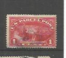 ETATS UNIS  USA  Y Et T   Colis Postaux  1 (o) - Parcel Post & Special Handling