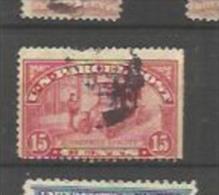 ETATS UNIS  USA  Y Et T   Colis Postaux  7   (o) - Parcel Post & Special Handling
