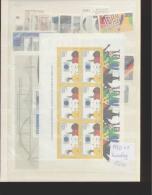 BRD / Bund **  Jahrgänge 1989, 1990  Komplett Nach Michelkatalog Wert 170,00  Euro - Unused Stamps