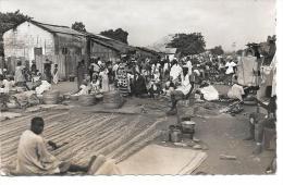 COTE D'IVOIRE - ABIDJAN - Le Marché De Treicheville - Côte-d'Ivoire