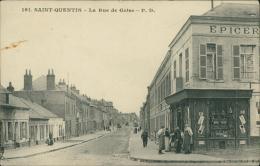 02 SAINT QUENTIN / La Rue De Guise / - Saint Quentin