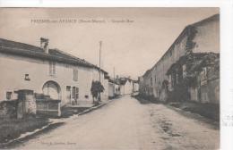 FRESNES-sur-APANCE : (52) Grande Rue - Non Classés
