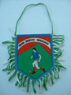 FANION FOOTBALL U.S VIGNACOURT - Apparel, Souvenirs & Other