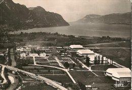 CPA-1950-73-LE BOURGET Du LAC-VUE GENERALE-BASE AERIENNE-BE - Le Bourget Du Lac