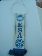 FANION FOOTBALL E.S ARQUES - Apparel, Souvenirs & Other
