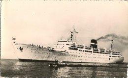 CPA-1950-PAQUEBOT-KAIROUAN-CIE MIXTE--BE - Paquebots