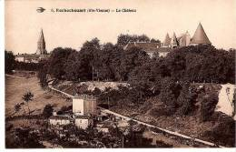 CPA ROCHECHOUART CHATEAU  ( NON ECRITE) - Rochechouart