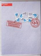PTT JAARCOLLECTIE 1994 SUPPLEMENT PERMANENTE POSTZEGELS - 1980-... (Beatrix)