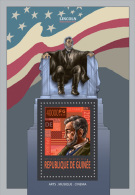 """GUINEA 2013 - Movie """"Lincoln"""" S/S Official Issue - Film"""