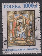 POLEN - Michel - 1991 - Nr 3308 - Gest/Obl/Us - 1944-.... République