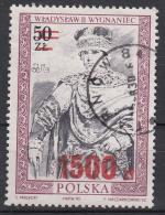 POLEN - Michel - 1991 - Nr 3316 - Gest/Obl/Us - 1944-.... République