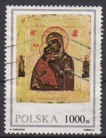 POLEN - Michel - 1991 - Nr 3321 - Gest/Obl/Us - 1944-.... République