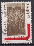 POLEN - Michel - 1991 - Nr 3329 - Gest/Obl/Us - 1944-.... République