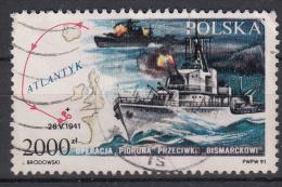 POLEN - Michel - 1991 - Nr 3332 - Gest/Obl/Us - 1944-.... République