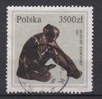 POLEN - Michel - 1992 - Nr 3404 - Gest/Obl/Us - 1944-.... République