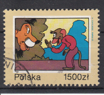 POLEN - Michel - 1993 - Nr 3452 - Gest/Obl/Us - 1944-.... République