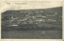 """CP Wiltz - Niederwiltz - Vue Prise """"op Bêssent"""" 1912 / Kaemmerer - Wiltz"""