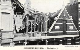 BELGIQUE - ANVERS - ANTWERPEN - BERCHEM - Statiestraat. - Antwerpen