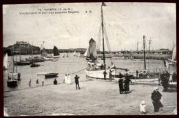 Cpa 22 Paimpol L´avant Port Le Jour Des Grandes Régates     ..  D12 - Paimpol