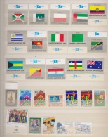 NATIONS UNIES //  Lot De Timbres Neufs ** - Vienna – International Centre