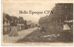 75 - PARIS VÉCU - En Banlieue, Le Dimanche +++ L. J. & Cie +++ Vers Rosendael, 1903 +++ PRÉCURSEUR +++ - Artigianato Di Parigi