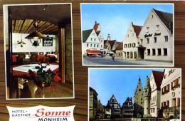 EUROPE ALLEMAGNE HOTEL GASTHOF SONNE MONHEIM - Lindau A. Bodensee