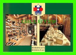 BORDEUAX (33) - RESTAURANTS BAUD & MILLET - 900 VINS - - Bordeaux