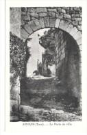 ANGLES - La Porte De Ville - Angles