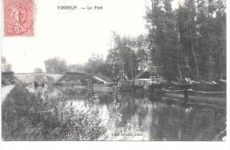 PENICHE - VINNEUF - Le Port - Houseboats