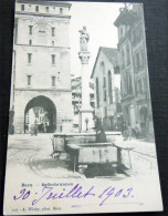 C.P.-C.P.A. KPA. BERNER SELLERBRUNNER 1903 - BE Berne