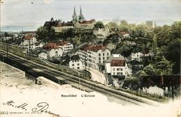 NEUCHATEL - L'Ecluse - NE Neuchatel